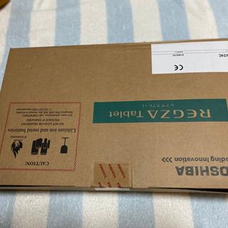 【ネット決済・配送可】東芝REGZA Tablet AT300/...