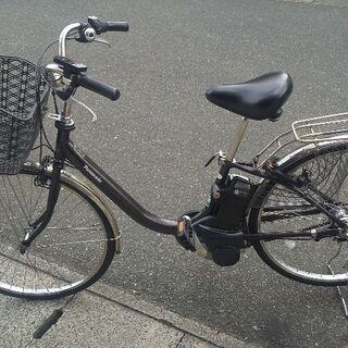 2019年式パナソニック電動アシスト自転車26インチ
