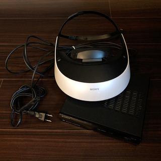 SONY 3D対応ヘッドマウントディスプレイ/HMZ-T2P
