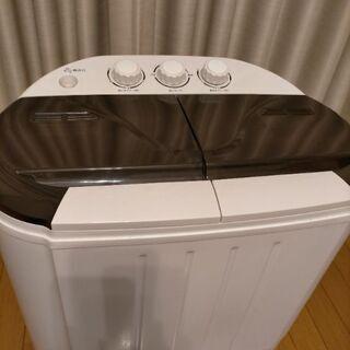 二槽式洗濯機ミニ