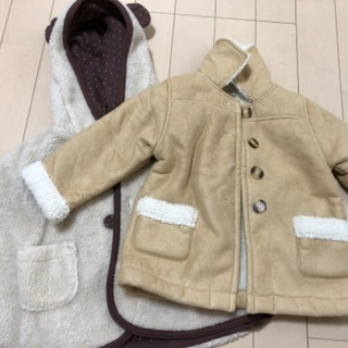 子供服 冬用2点セット