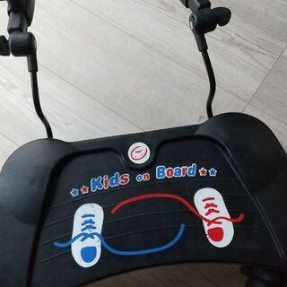 KIDS on BOARD★ベビーカーに付ける、立ちボード