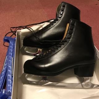 スケート靴 コロネーションエースのブレード25.5cm