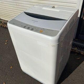 洗濯機 パナソニック白 AW-42SM