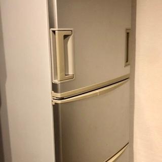 SHARP 3ドア 冷凍冷蔵庫 両開き SJ-WA35P  3...