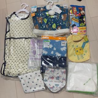 冬生まれ男の子出産準備セット(*´꒳`*)定価6000円相当