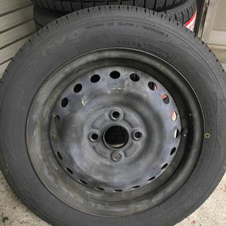 タイヤ 155/65R14  TOYO ナノエナジー3 4本