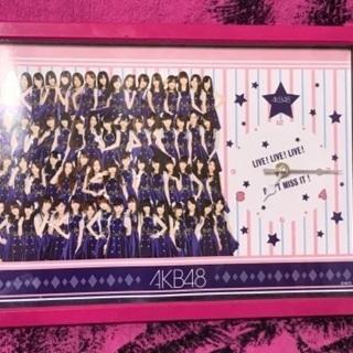 AKB48 掛け時計