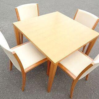 ADCORE◇ダイニングテーブル・4人掛け ◆家具 テーブル イ...