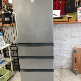 AQUAアクア AQR-361F(S) 4ドア冷蔵庫 2017年製