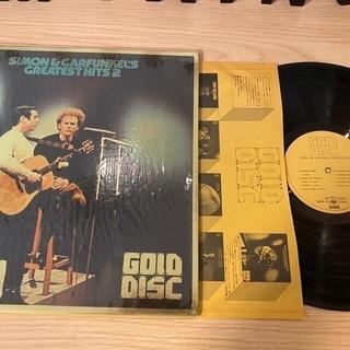 【京都市】レコード SIMON&GARFUNKEL'S GREA...