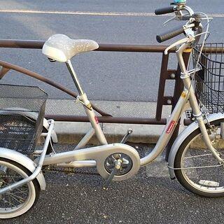 ★リサイクル/リユース自転車/大人用三輪自転車16,000円・ア...