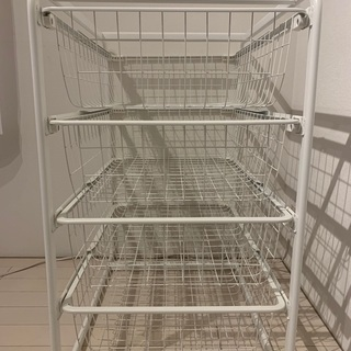 IKEA ALGOT 収納