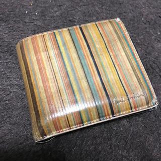 ポールスミス 二つ折り財布の画像