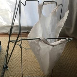 簡易ゴミ袋かけ✖️2【お取り置き中】