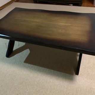 【美品】お洒落なローテーブル