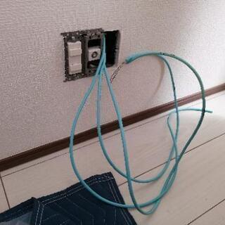 有線LANで安定高速インターネット