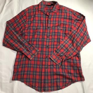 パタゴニア ネルシャツ メンズ Lサイズ