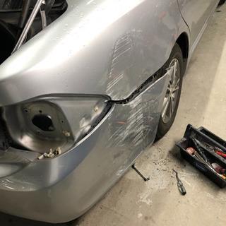 板金塗装✨車の傷凹みの修理👍格安修理 代車無料