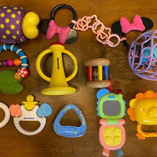 赤ちゃんおもちゃセット
