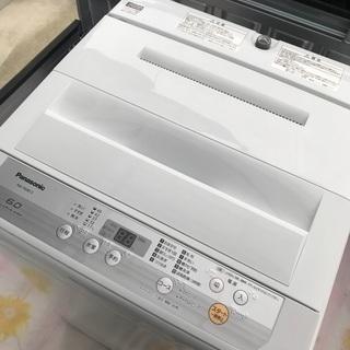 取引中高年式2019年製パナソニック全自動洗濯機容量6キロ美品千...