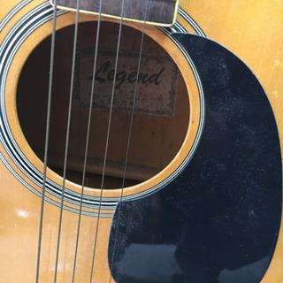ズボンプレッサー、ギター