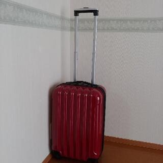 スーツケース ワインレッド