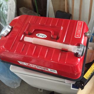20リッターガソリン携行缶   使用回数少ない2000円