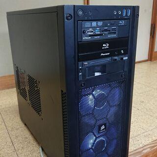 【ネット決済・配送可】i9-9900K搭載 ハイエンドPC ゲー...