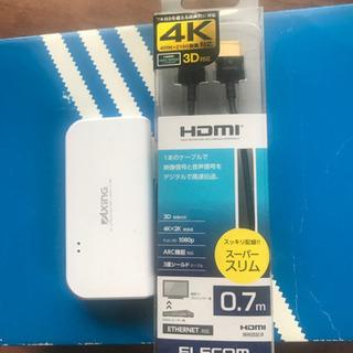 エレコム ケーブル DH-HD14SS07BK