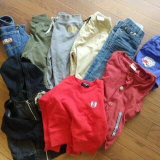 男の子子供服90サイズまとめて コムサ、GAP、H&Mなどの画像