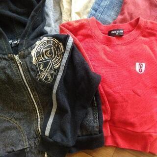 男の子子供服90サイズまとめて コムサ、GAP、H&Mなど - 甲府市