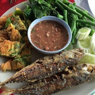 アベクミコさんの美しきタイ料理の世界を学ぶ ~タイ国民食ナムプリ...