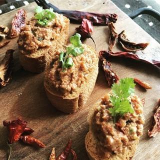 アベクミコさんの美しきタイ料理の世界を学ぶ ~タイ国民食ナムプリック~