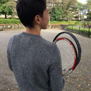 【スキル爆上がり】テニスプライベートレッスン・ヒッティング