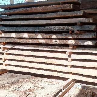 中津の材木屋です
