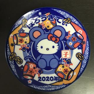 【新品未使用❣️非売品❣️】ハローキティのお皿 2020年版