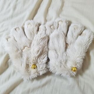 モコモコ手袋