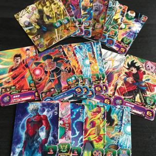 ドラゴンボールヒーローズ  カードゲーム 24枚
