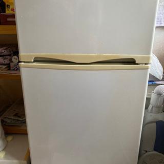 冷蔵庫 ¥0 持っていってください