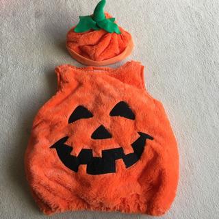 ハロウィン かぼちゃ 衣装12m