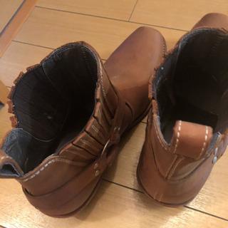 asbees革靴売ります‼️ - 靴/バッグ