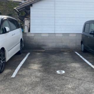 長崎市滑石 月極駐車場 月9,000円