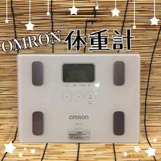 ◎ OMRON 体重計 ◎S1032