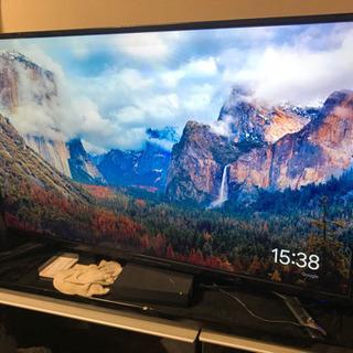 【ネット決済】40型TV  GRANPLE ✖️ HDD セット