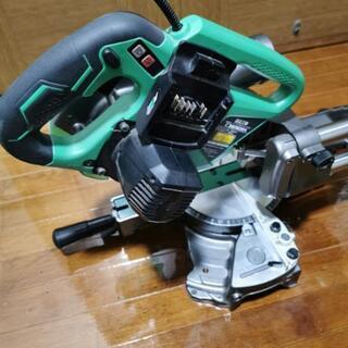 HiKOKI日立工機 新品 スライド丸ノコ C3606DRA