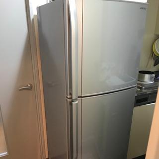 【シャープ】SHARP 冷蔵庫 228L  SJ-23S-S   2010年製の画像
