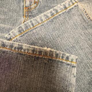 値下げします!レディースジーンズ(大きなsize) - 服/ファッション