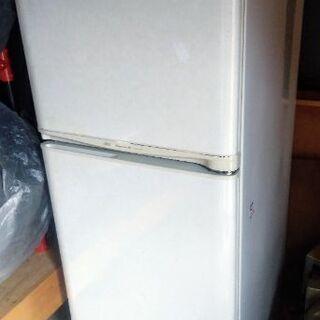 冷蔵庫 富士通ゼネラル製 ER-L220-H 1999年製