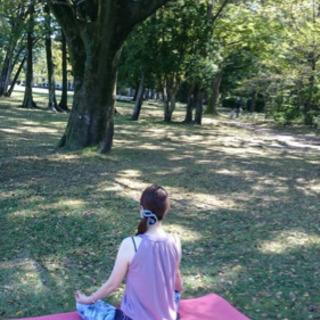 【参加者募集】ヨガ×瞑想会 2020年11月14日